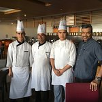 With Yash, Manas & Naresh