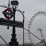 London Eye Foto