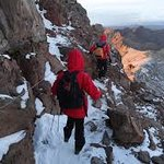 mt.Kenya hiking