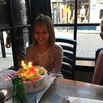 Fantastic family birthday in Prezzo Salisbury, thank you Salisbury Prezzo!!!