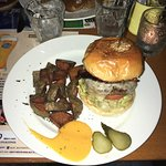 Foto de The Corner hamburger & Saloon