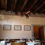 Il Ristorante San Gottardo è vivo e vegeto.  Ho pranzato oggi favolosamente