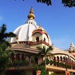 Mayapur_ISKON temple
