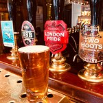 4 great ales on tap.