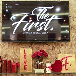 Foto de The First, Coffee & Resto