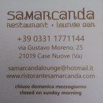 Photo of Samarcanda Ristorante Pizzeria