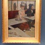 Edgar Degas - L'Absinthe - c1875