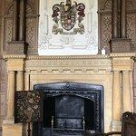 Montacute House - Fireplace