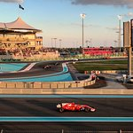 Foto de Yas Marina Circuit