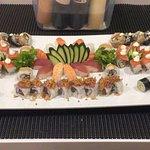 Chapado de Sushi fényképe