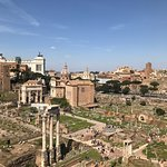 Rome-Colosseum & Palatine Hill