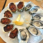 Each oyster was so good!