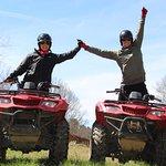 ATV ride at Doe Mtn, TN