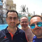 Yas Waterworld Abu Dhabi Foto