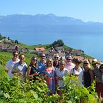 Photo de Swiss Riviera Wine Tours