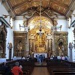 Interior da Matriz de Sto Antonio- Tiradentes