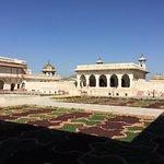 Anguri Bagh courtyard