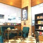 Moscoffee Café e Livraria
