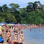 Vista da Praia de Santa Rita