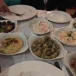Wonderful mezze