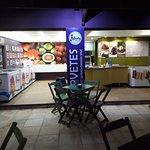 Linda sorveteria na Vila de Porto de Galinhas!! Muita variedade com mais de 30 sabores