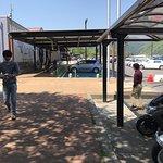 Photo of Dangozaka Parking Area Downline