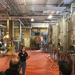 Photo of Samuel Adams Brewery