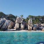 Billede af Nevis Ernesta La Digue Boat Excursions