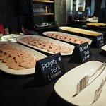 Buffet Breakfast at PABLO