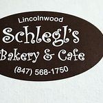 the Schlegl's Bakery & Cafe logo on their boxes
