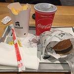Foto van Homeburger