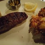 Surf and turf...