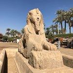 Photo of Alabaster Sphinx