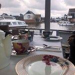 Billede af The Waterside Terrace bar and restaurant