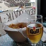 Icelandic Fish & Chips Foto