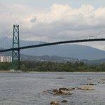 The Lions Bridge is impressive.