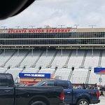 Atlanta Motor Speedway Foto