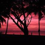 Coucher de soleil Grande Anse
