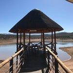 Foto de Buffelsdrift Game Lodge Restaurant