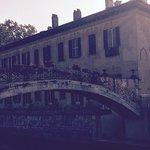 Foto van Ponte Pedonale sul Naviglio Grande