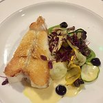 Turbot Main Course