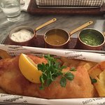 Foto de The Mayfair Chippy, Fish and Chips