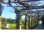 Italian Garden Pergola