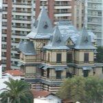 El espectacular palacetedel museo Castagnino