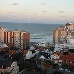 Vistas de las playas y la ciudad
