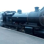 53808 Steam Train