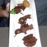 Le chocolat dans tous ses états : parfait pour clôturer un repas !