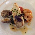 Seafood mains