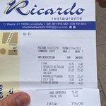 Restaurante Ricardo Foto