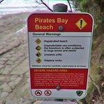 Pirates Bay Beach